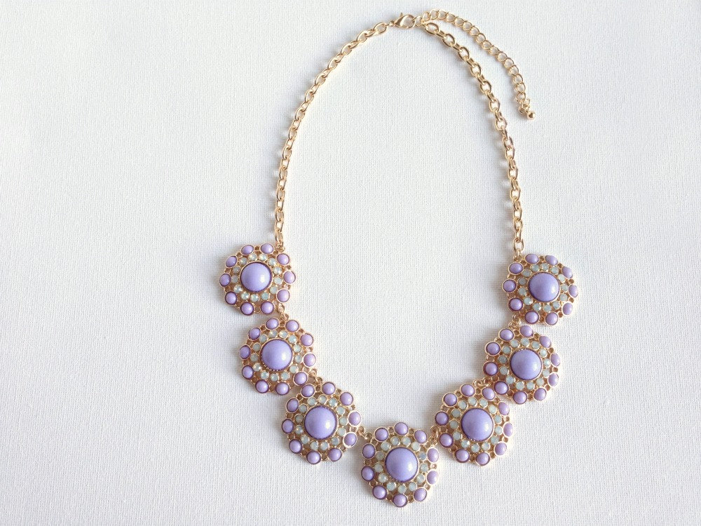 Shop from the world's largest selection and best deals for Purple Statement Fashion Necklaces & Pendants. Free delivery and free returns on eBay Plus items.